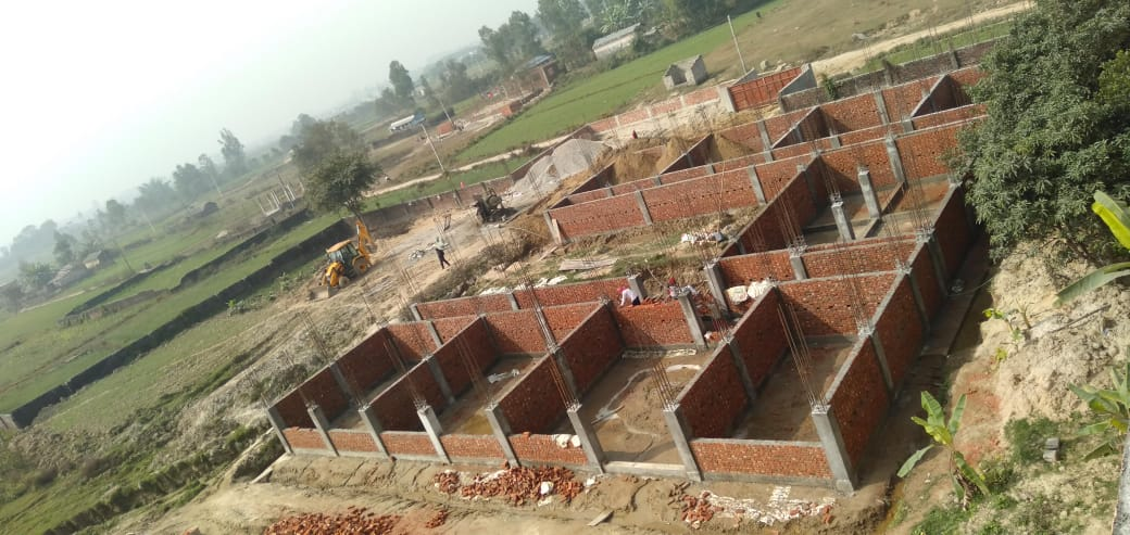 Baufortschritt Pre School Simara